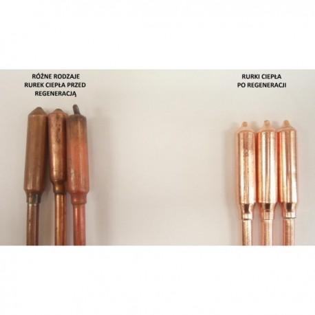 Regeneracja rurek ciepła (heat pipe)