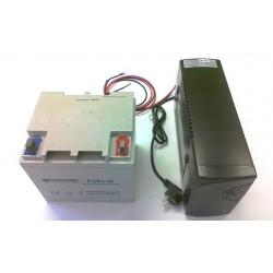 Zasilacz Awaryjny UPS + Akumulator 40 Ah