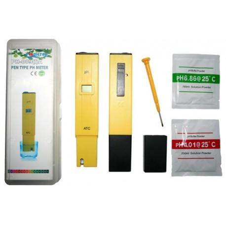 Miernik pH Metr Tester Kwasomierz Pehametr  ATC
