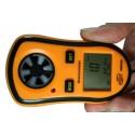 Anemometr/Wiatromierz Miernik Wiatru oraz Temperatury GM 8908