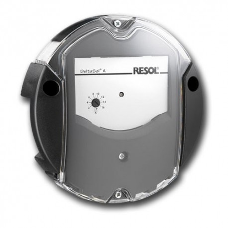 sterownik Resol DeltaSol A z 2 czujnikami